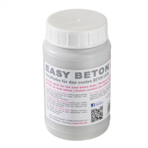 EASY Betonfarbe - 200ml