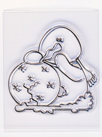 Clear Stamp - Stampfairy Designs - Schneemann