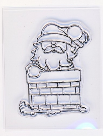 Clear Stamp - Stampfairy Designs - Weihnachtsmann