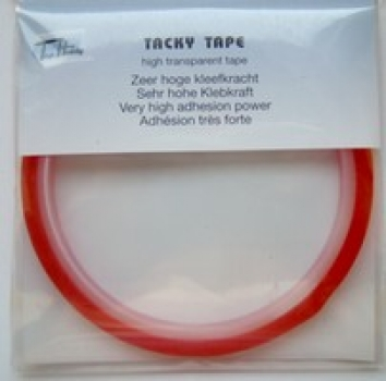 Tacky Tape 6 mm - 5 m Rolle