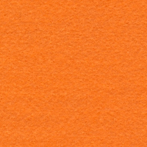 Bastelfilz Filzplatte ca. 2 mm   20 x 30 cm - orange
