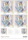 3D-Bogen - Angel Whispers - Angel of Peace