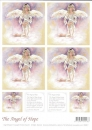 3D-Bogen - Angel Whispers - The Angel of Hope