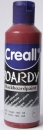 Creall Boardy Tafelfarbe rot <br> 80ml Flasche