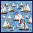 Servietten Big Sail blue